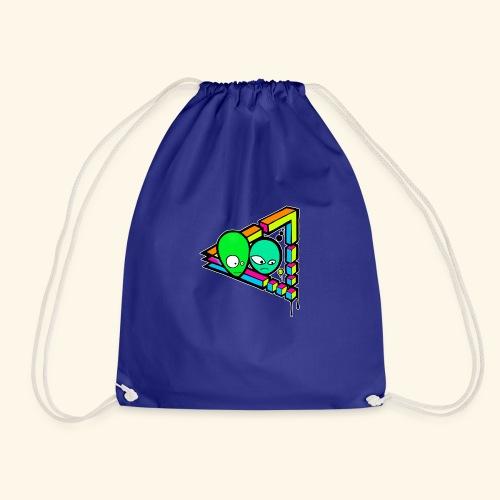 Alien GaffShop - Drawstring Bag