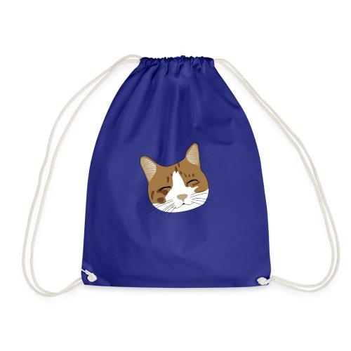 Süßes Schnurr Miau Kätzchen Katze - Turnbeutel