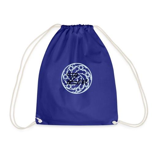 Zen1 Black - Drawstring Bag