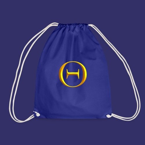 Θ - Drawstring Bag