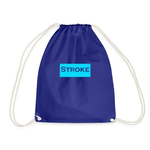 STROKE - Drawstring Bag