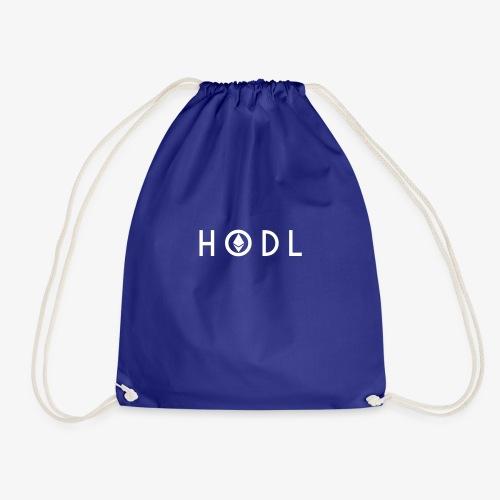 Hodle Ethereum - Drawstring Bag