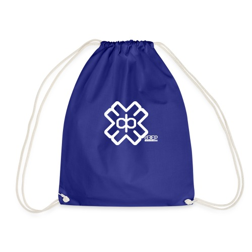 July D3EP Blue Tee - Drawstring Bag