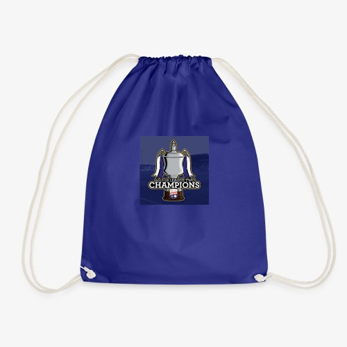 MFC Champions 2017/18 - Drawstring Bag