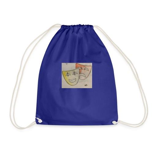drama1 - Drawstring Bag