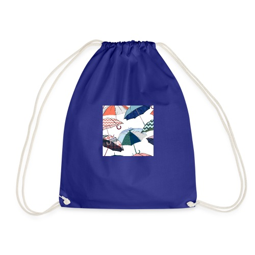Umbrellas - Drawstring Bag
