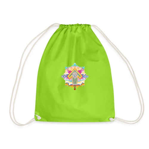 decorative - Drawstring Bag