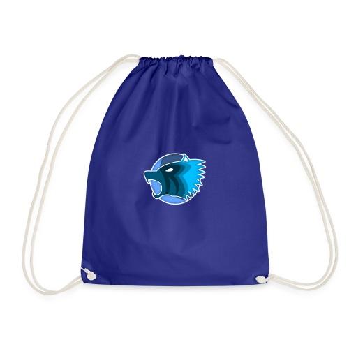 The NightWolfRhodes - Drawstring Bag
