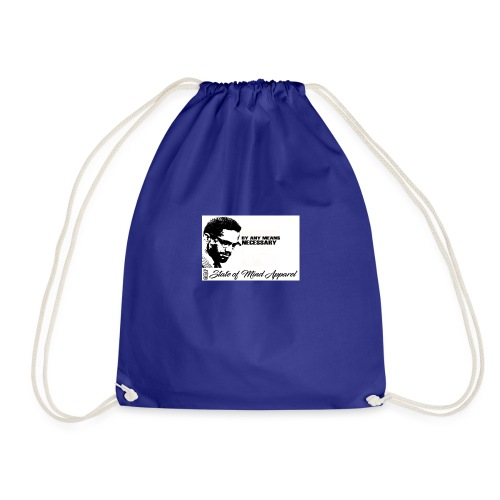 by any means 2 - Drawstring Bag