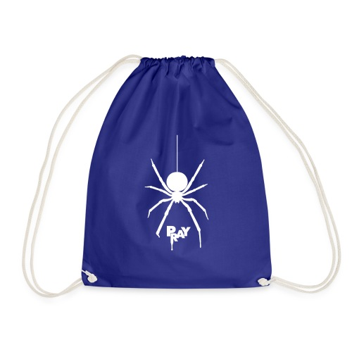 pray_white - Drawstring Bag
