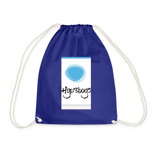 HyP3Boy5 merch - Drawstring Bag