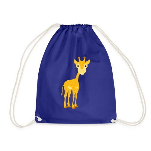 Giraffe - Turnbeutel