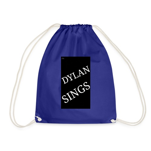 Dylan sings - Drawstring Bag