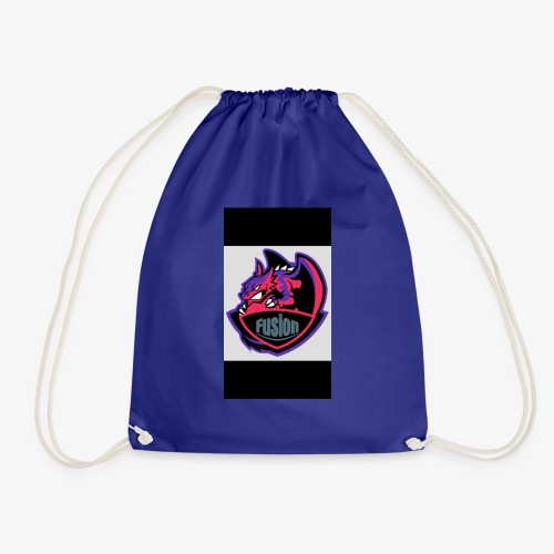 fusion - Drawstring Bag