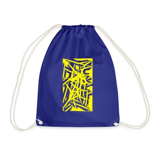Yellow Jacket - Drawstring Bag