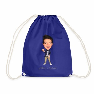 Ethan's World - Drawstring Bag