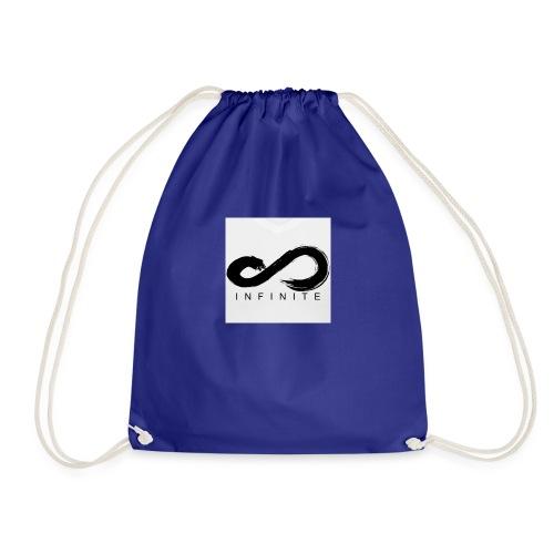 infinite tom merch - Drawstring Bag