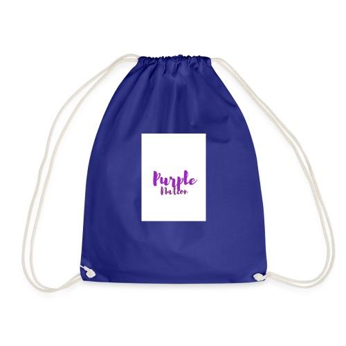 Purple Nation - Gymbag