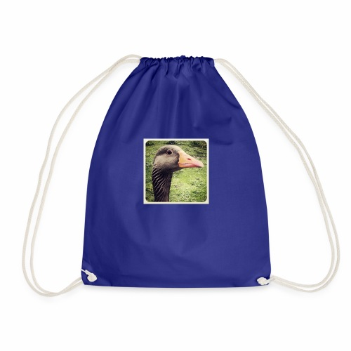Original Artist design * Coin Coin - Drawstring Bag