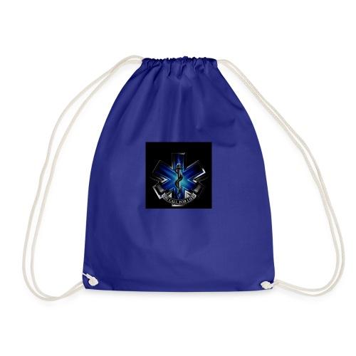 EMS on call for life phone case - Drawstring Bag