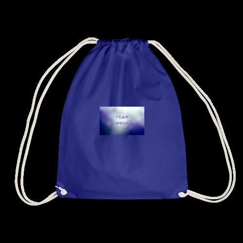 Team Wolf Box - Drawstring Bag