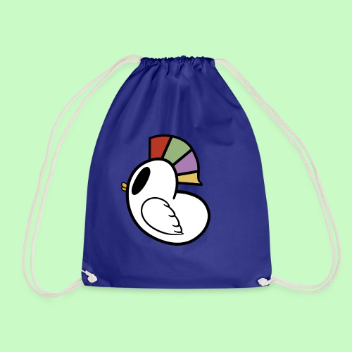 Turbo Mohawk - Drawstring Bag