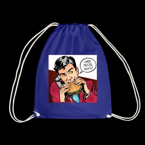 Burger mann - Sportstaske