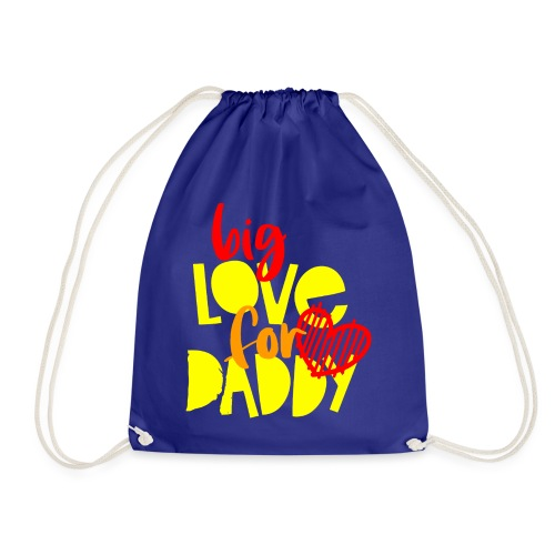 BIG LOVE FOR DADY - Sac de sport léger