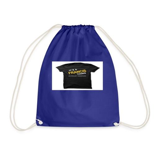 2213E5D5 CE38 40E2 8843 3DC3C7AC61B9 - Drawstring Bag
