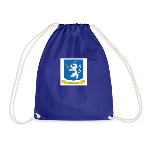 TheRealAlle4433 Logo - Drawstring Bag