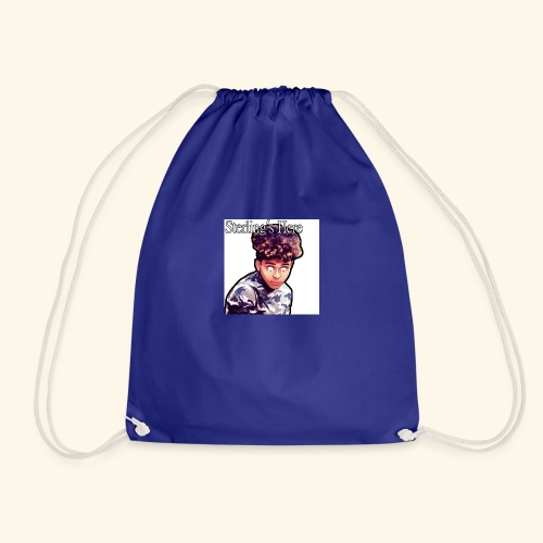 Sterling's Here - Drawstring Bag