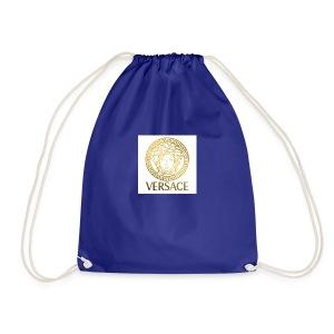 brand logo - Drawstring Bag