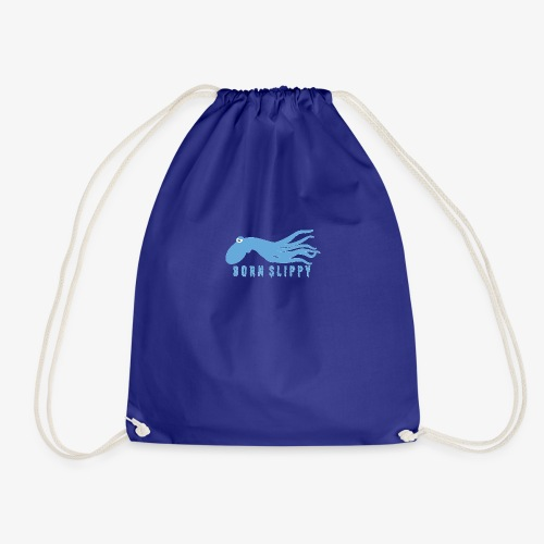 Slippy on by - Drawstring Bag