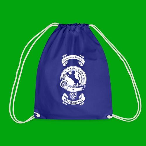 Enkel Roverscouts logo - Gymtas