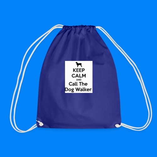 keep-calm-and-call-the-dog-walker--1-png - Sacca sportiva