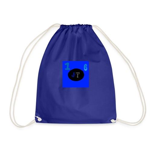 JakeyTruck16 special logo - Drawstring Bag