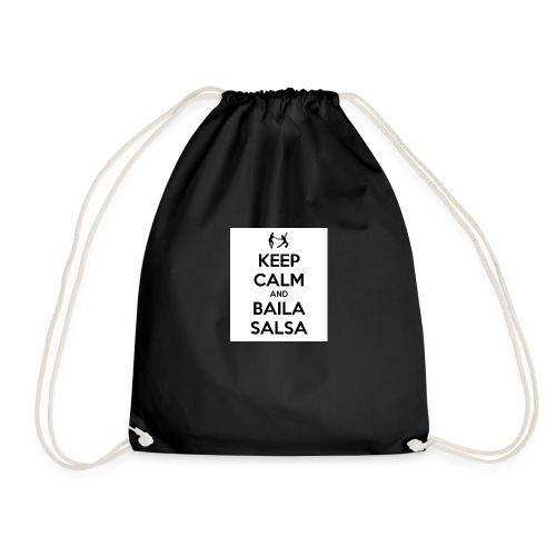 keep-calm-and-baila-salsa-41 - Sacca sportiva