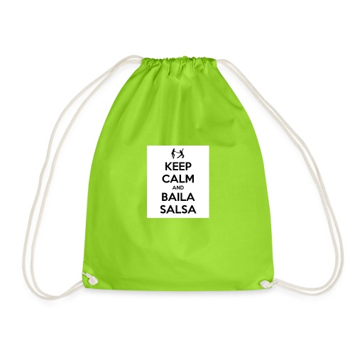 keep-calm-and-baila-salsa-41 - Sacca sportiva