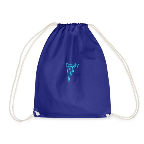 Frosty - Drawstring Bag