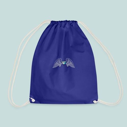 Bling angel - Drawstring Bag