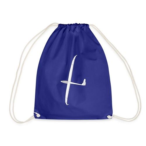 Ventus (grayscale) - Drawstring Bag