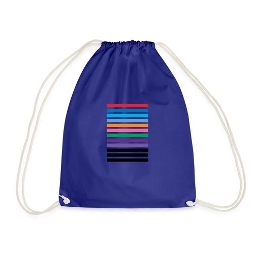 Lines - Drawstring Bag