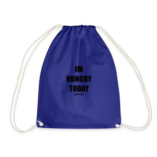 HUNGRY - Drawstring Bag