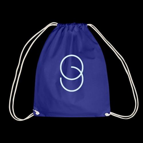 Dygn Symbol by Monsi Barrionuevo. - Drawstring Bag