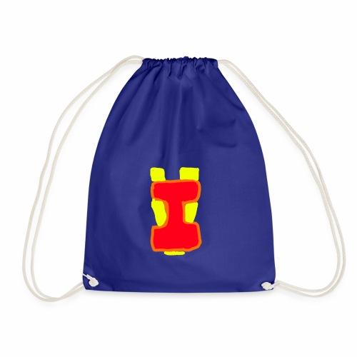 isaac hot merch - Drawstring Bag