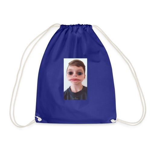 Funny Face - Drawstring Bag