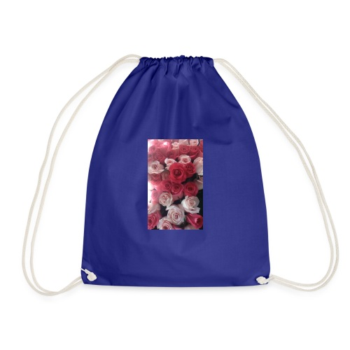 rosas - Mochila saco