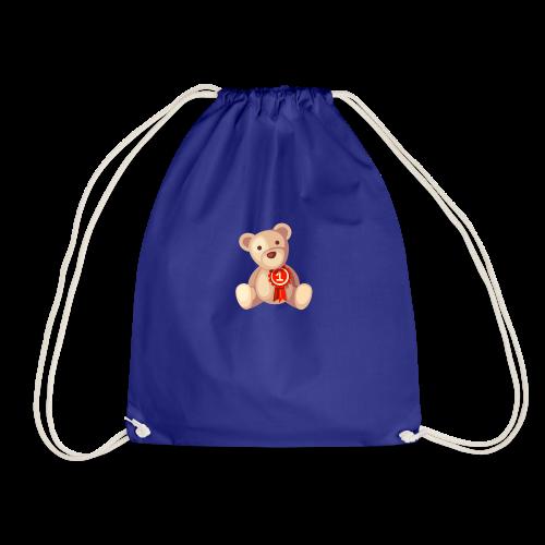 Teddy Bear - Drawstring Bag