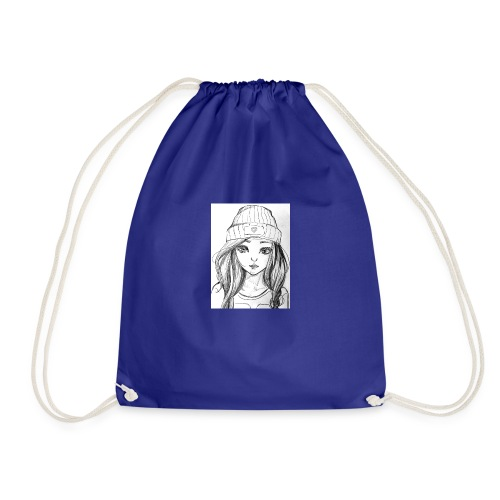 Drawing - Drawstring Bag