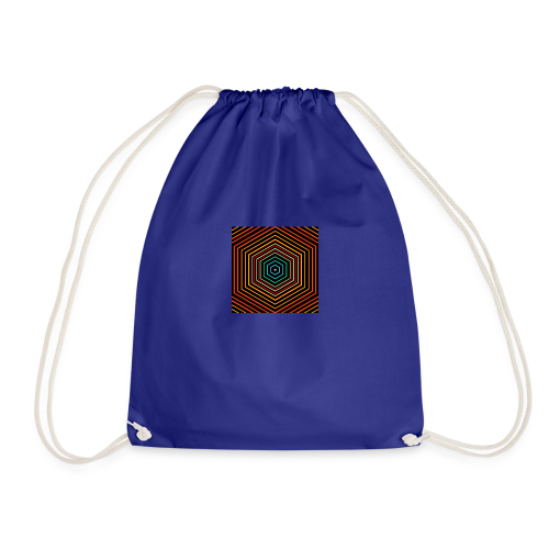 Colour hex - Drawstring Bag
